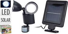 Solar Security Detector Spot Light Motion Sensor Outdoor 22 LED Floodlight Lamp