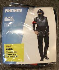 FORTNITE Black Knight KIDS Halloween Costume Size XL (14-16) BRAND NEW COSPLAY