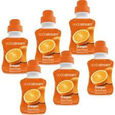 SodaStream Sirup 6x Orange 500 ml