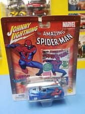 JOHNNY LIGHTNING AMAZING SPIDERMAN VAN PMD EXCLUSIVE LIMITED EDITION  NEW