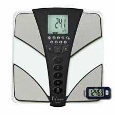 Tanita BC-585 P FitScan Full Body Composition Monitor Pedometer Bundle