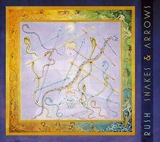 RUSH Snakes & Arrows 200g 2LP gatefold New Sealed Vinyl 2 LP