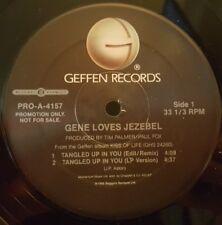"Gene Loves Jezebel - Jealous 12"" 33RPM Vinyl Record PRO-A-4157"