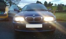 BMW 318Ci E46 COUPE 01 M43 ENGINE O/S RIGHT BREAKING FOR PARTS N/S LEFT LEATHER