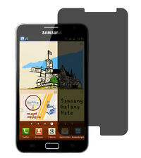 Blickschutzfolie Samsung Galaxy Note N7000 Privacy Displayschutz Folie Antispy