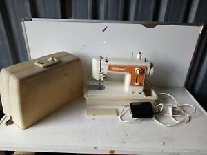 Frister Rossmann 45/mk3 Semi Industrial Sewing Machine Fully Working