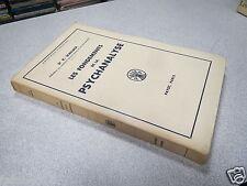 LES FONDEMENTS DE LA PSYCHANALYSE DR R WSAELDER PAYOT 1962 *