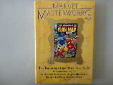 MARVEL MASTERWORKS 165 IRON MAN 7 (Iron Man 26-38)