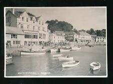 Cornwall ST MAWES x2 Judges Proof c1950/60s? photographs larger 150x104mm size