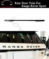 Fits for Land Rover Range Rover Sport 2014-2020 Rear Door Trim Moulding Cover