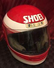 Vintage EDDIE LAWSON Motocross Motorcycle SHOEI Helmet BUBBA