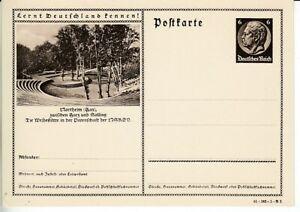 Deutsches Reich Ganzsache P 236  Northeim  DD: 41-182-1-B3  **