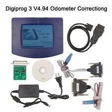 DIGIPROG 3 V4.94 Auto Diagnostic Voiture Outil Scanner avec câble OBD2 ST01 ST04