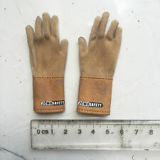 XB37-03 1/6 Scale HOT ZCWO - Welding Gloves Mens Hommes Vol.009 TOYS
