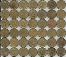 Colombia  40 coins 25 cents 1979