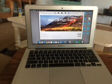 "Apple MacBook Air 11"" W/ WIRELESS KEYBOARD, TRACKPAD AND DVD"