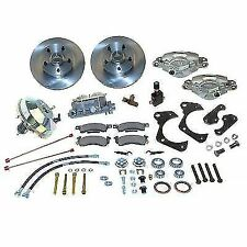 SSBC A129-4 Front Drum to Disc Brake Conversion Kit for 1965-1968 Chevy Impala