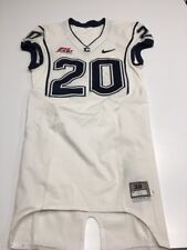 Game Worn Used UConn Huskies Connecticut Football Jersey #20 Size 38
