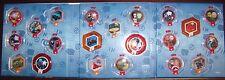 DISNEY INFINITY 2.0 Marvel Heroes Power Disc Lot of 21 with TRU Exclusive Album