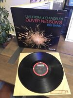 Nelson, Oliver / Live From Los Angles Big Band / ABC Impulse A 9153 / Vinyl