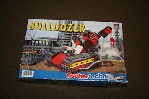 Fischertechnik 34979  Bulldozer