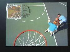 basketball maximum card Luxembourg 2008