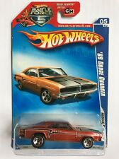 Hot Wheels 2009 '69 Dodge Charger Muscle Mania Scale 1:64 New