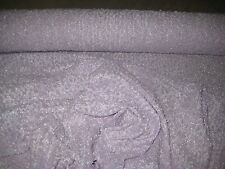 "LAVENDER RAISE DESIGN 4 WAY STRETCH LACE/NET FABRIC 60"" W BY THE YARD"