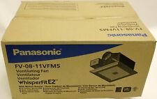 Sealed Panasonic FV-08-11VFM5 Ventilating Fan Exhaust WhisperFit EZ