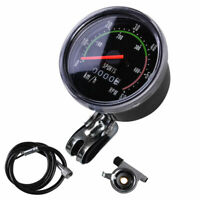 "Universal Mechanical Speedometer Motorized for Bicycle Bike Cycling 26"" Wheels"