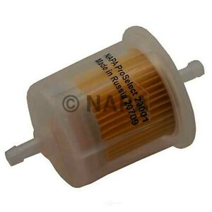 Fuel Filter-Base NAPA/PROSELECT FILTERS-SFI 23001