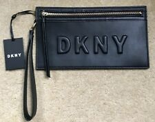 DKNY Black Wrislet Purse. Brand New, RRP £122