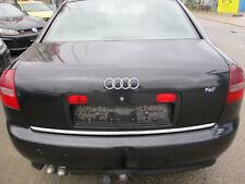 Heckklappe Audi A6 4B FACELIFT Limousine EBONYSCHWARZ LZ9W Klappe schwarz