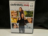 Definitely, Maybe (DVD, 2009, Widescreen)brand new/sealed