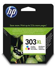 Hp 303XL Original Cartuchos de Impresora T6N03AE Colorido (Cian,Agenta,Amarillo)