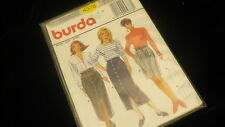 Burda 4378 skirt sewing pattern size 34-44  (8-18)E English french Nederlands