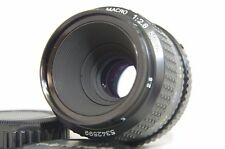 SMC Pentax-A Macro 50mm F/2.8 MF Prime Lens SN5342599 from Japan