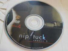 Nip Tuck Third Season 3 Disc 4 Replacement DVD Disc Only 42-57