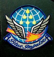 JASDF (Japan Air Self Defense Force) BLUE IMPULSE Aerobatic Team patch Air Force