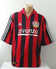 Bayer 04 Leverkusen Trikot Gr. XXL Adidas Rot / Schwarz