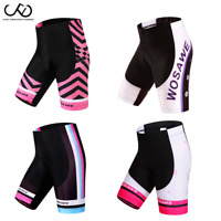 Women Cycling Shorts MTB Bike Gel Pad Short Pants Riding Bicycle Clothing Summer