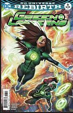 Green Lanterns No.6 / 2016 DC Universe Rebirth