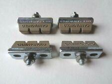 *NOS Vintage 1980s Campagnolo Victory complete brake blocks/pads (x4 pcs)*