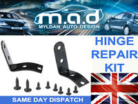 AUDI A3 S3 8P A4 S4 RS4 B6 B7 GLOVEBOX HINGE REPAIR KIT SNAPPED