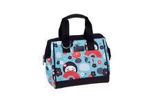 Sachi Insulated Lunch Tote Bag 2 Pocket Geisha Girl