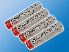 8x Varta Power One Batterien   AAA   Micro   LR03   1,5V   Alkaline