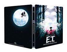 E.T. L'Extra-Terrestre Ed. Speciale 35° Anniversario (Blu Ray) ET Steelbook
