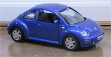 1/37-VOLKSWAGEN BEETLE by MAISTO- GOOD CONDITION-GREAT FOR TRACK SCENERY