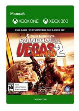 Tom Clancy's Rainbow Six: Vegas 2 Game Download DLC Xbox 1 or Xbox 360 - No Disc