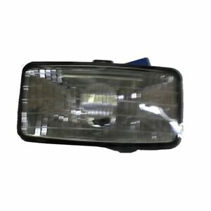 Fits 98-00 GM pickup (without off road package) left or right fog lamp assembly